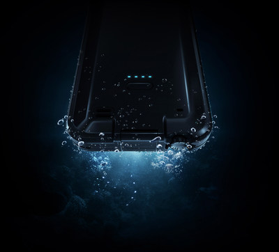 LifeProof unveils fre Power, the waterproof battery case for iPhone 6, at International CES 2015.