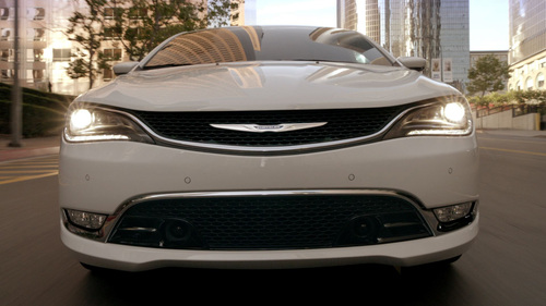 """Born Makers"" campaign launches all-new 2015 Chrysler 200 (PRNewsFoto/Chrysler Group LLC)"