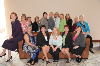 The 2016-2017 NAWIC Board of Directors. Photo by Jacky Price and courtesy of NAWIC/www.nawic.org