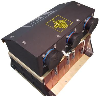 OSIRIS-REx main spacecraft battery