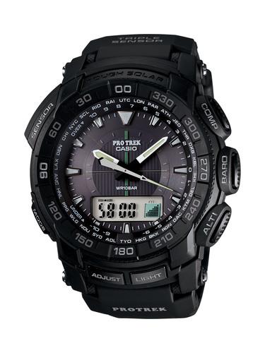 Casio Launches New Pro Trek Timepiece