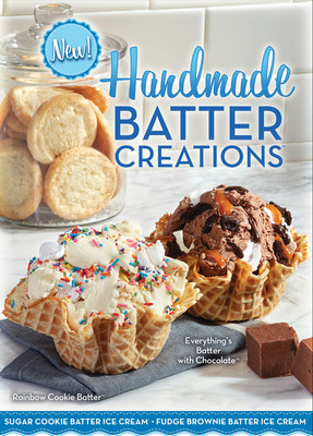 Cold Stone Creamery introduces new summertime batter ice cream flavors and Creations, available for a limited time!
