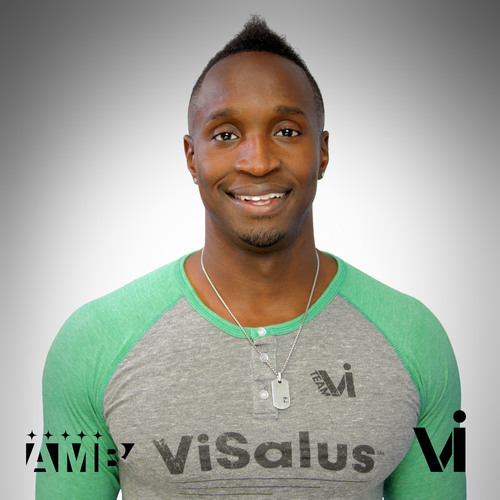 Ernest Ross has earned the rank of Five Star Ambassador in only 17 months.  (PRNewsFoto/ViSalus)
