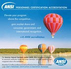 Visit www.ansi.org/accreditation