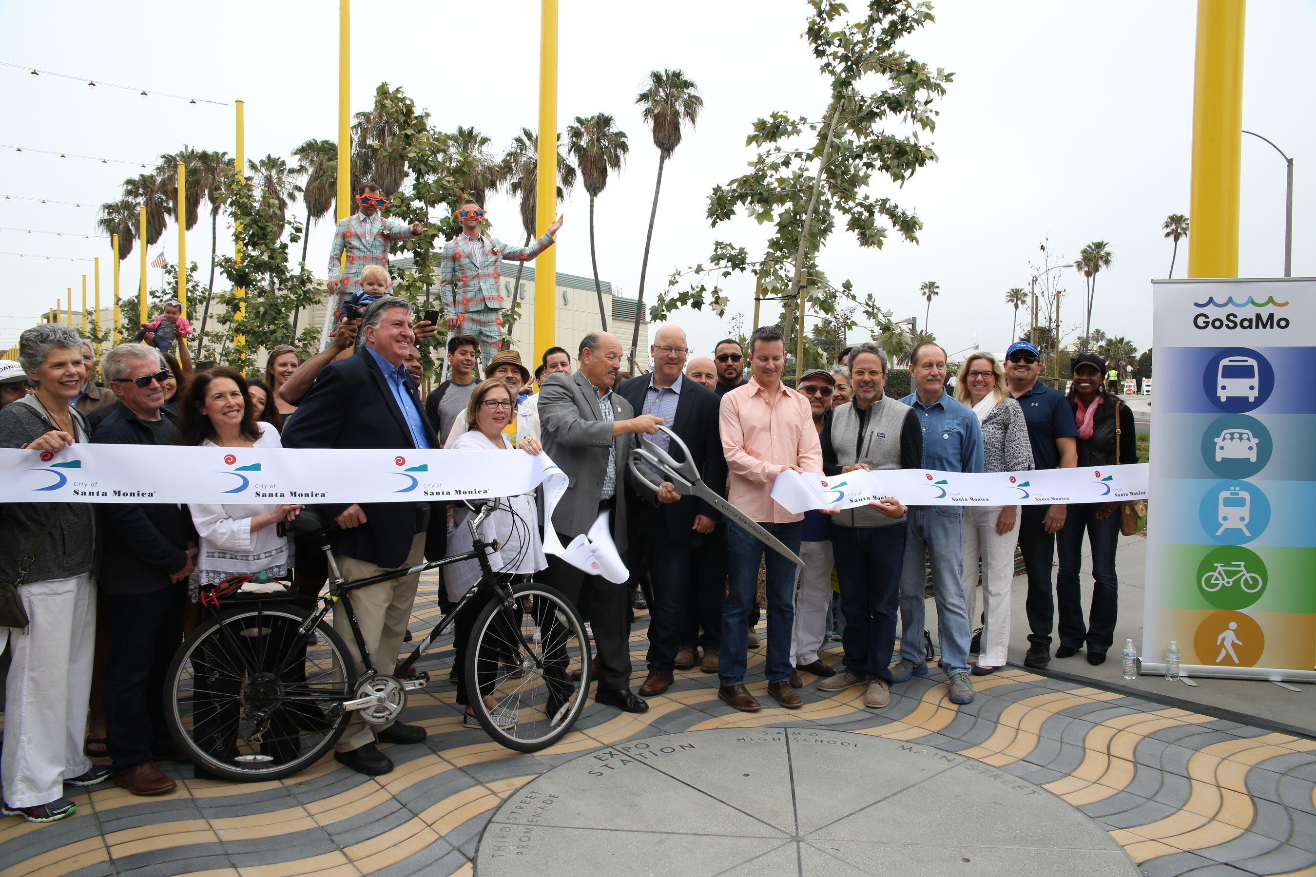 City of Santa Monica Opens Colorado Esplanade and Hosts First Open Streets Event--Coast, Presented by Metro--on June 5th