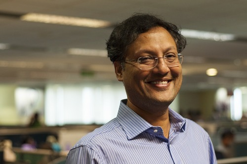 Devendra Saharia, CEO, AGS Health (PRNewsFoto/AGS Health)