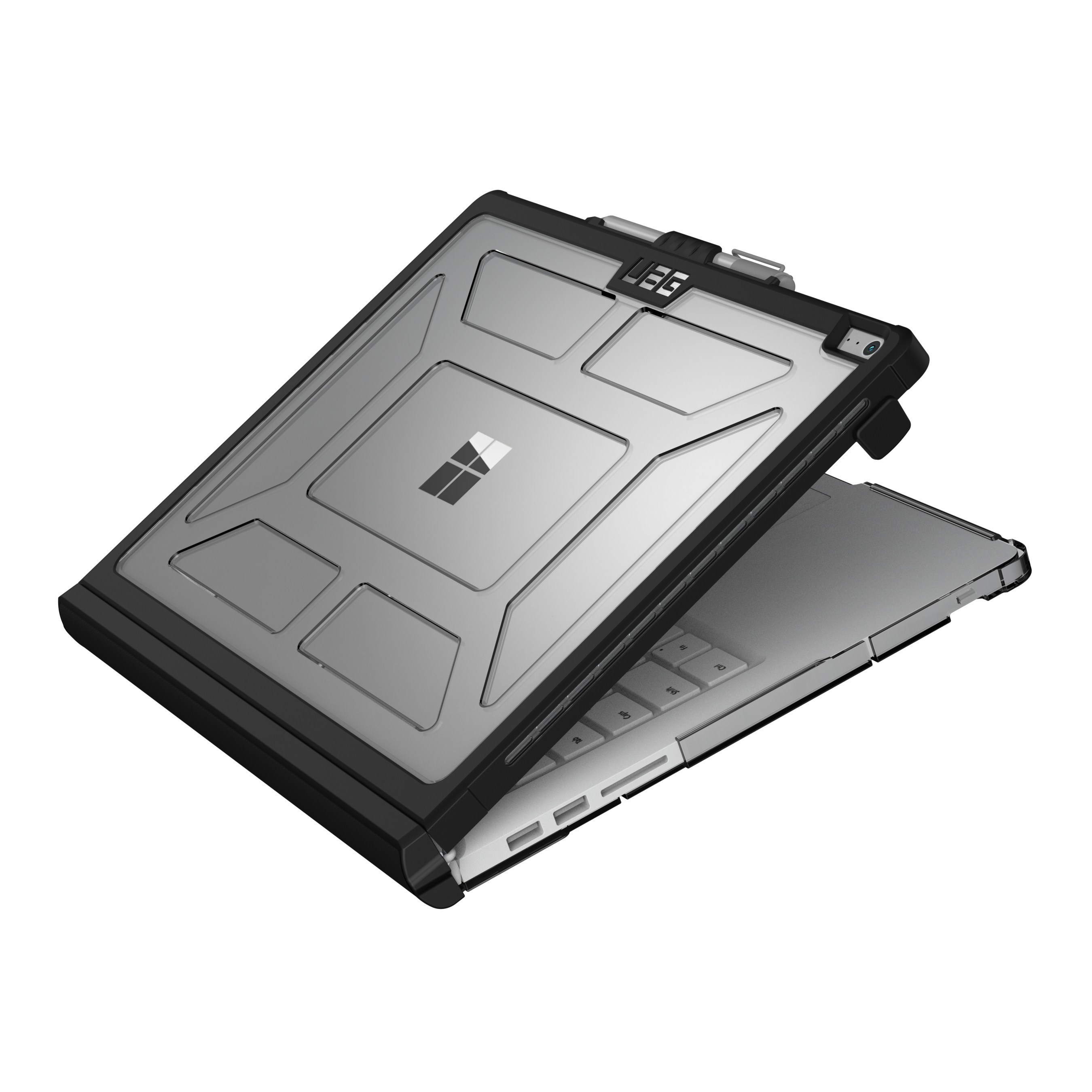 UAG Releases Rugged Mil-Spec Case for Microsoft's Surface Book with Performance Base