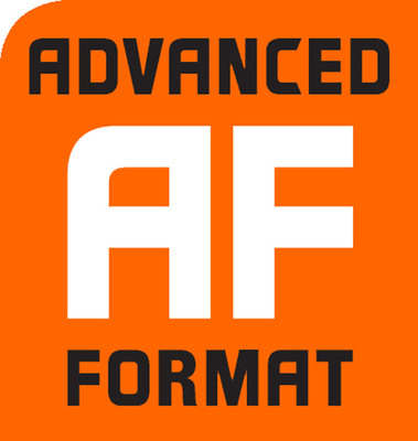 Advanced Format logo.  (PRNewsFoto/IDEMA)