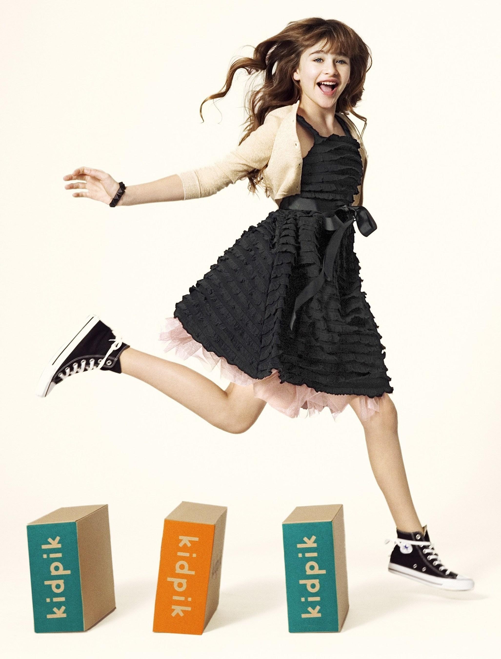 kidpik - Girls' Shopping Reinvented