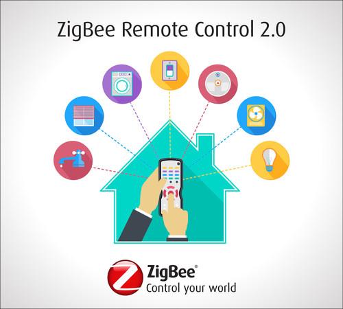 ZigBee Remote Control 2.0. (PRNewsFoto/ZigBee Alliance)