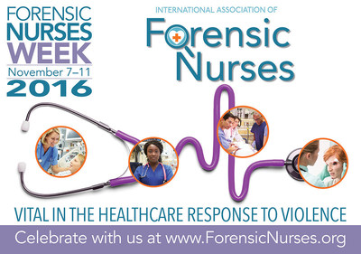 """Forensic nurses play an integral role in bridging the gap between law and medicine. They should be in each and every emergency room."" Joseph Biden, Jr., Vice President, United States"
