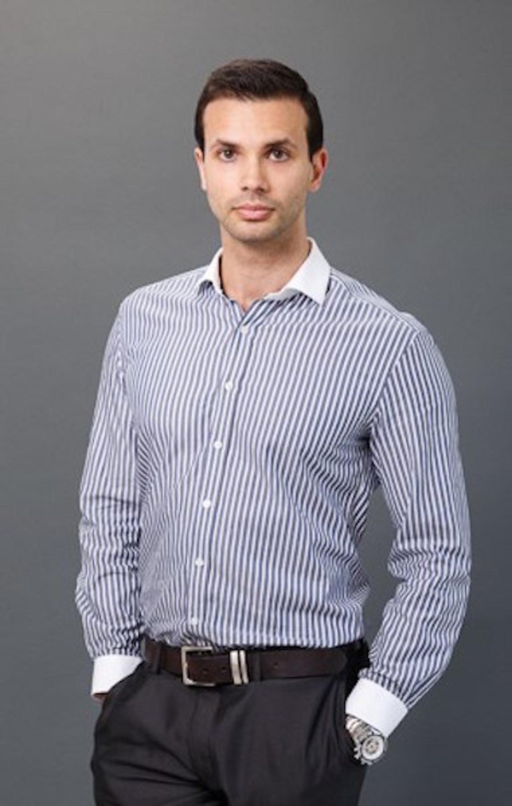 Author, Rhys Hagan