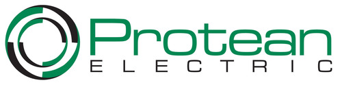 Protean Electric logo.  (PRNewsFoto/Protean Electric)