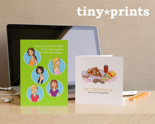 Helping college students connect with friends family with free helping college students connect with friends family with free personalized greeting cards from tiny prints m4hsunfo