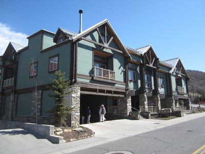 Park City Painting Provides Exterior House Painting in Summit County for Residential and Commercial Projects (PRNewsFoto/Park City Painting)