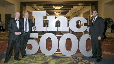 Bandwave founders Tom Azelby and George Allgair together with Operations Director, Adil Zaidi attend Inc. 5000 2016 in San Antonio.  Bandwave made the top 5000 fastest growing companies for the second year in a row.