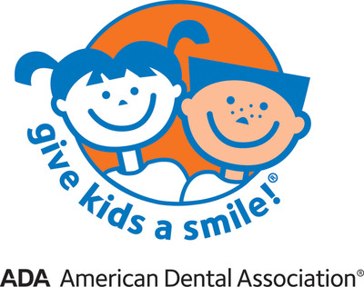 Give Kids A Smile 2013 logo