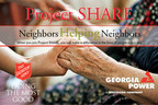 By making a donation on your Georgia Power bill, you'll help Project SHARE and The Salvation Army make a difference in your community. For as little as a dollar a month, you can help a neighbor in need. It may be just the thing they need to get back on their feet.