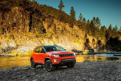 The all-new 2017 Jeep(R) Compass made its North American debut today at the 2016 Los Angeles Auto Show. Compass expands the Jeep brand's global vehicle reach with a world-class compact SUV that enters a growing segment worldwide delivering legendary benchmark capability. Built in four countries - with 17 powertrain combinations -  it will be available for markets all around the world.