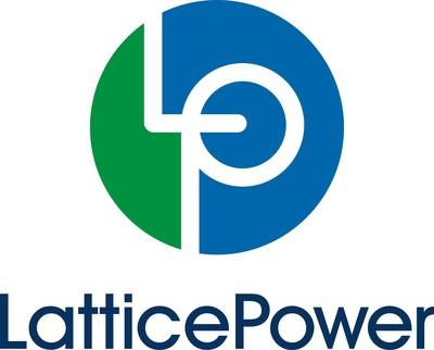 LatticePower LOGO (PRNewsFoto/LatticePower)