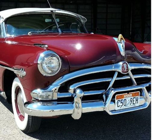 This impeccable Customs & Classics-restored 1952 Hudson Hornet is touring the Southwestern United States and has already garnered awards for L.A. based owner Jon Andersen along the way including both Best in Class and Best of Show. The classic Hudson is  ...