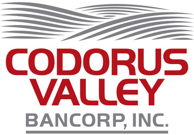 Codorus Valley Bancorp, Inc. Logo (PRNewsFoto/Codorus Valley Bancorp, Inc.)
