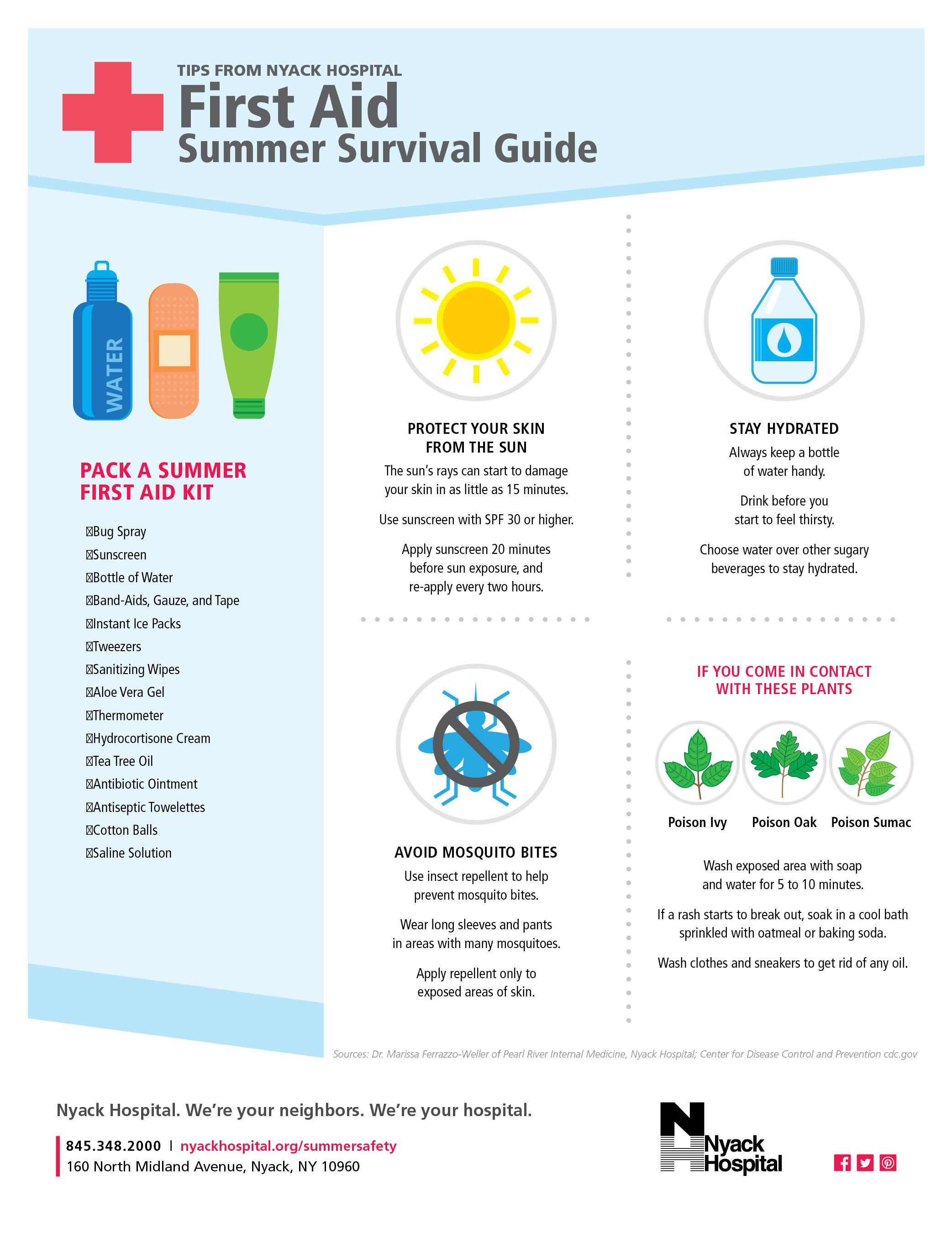 Summer Survival Guide