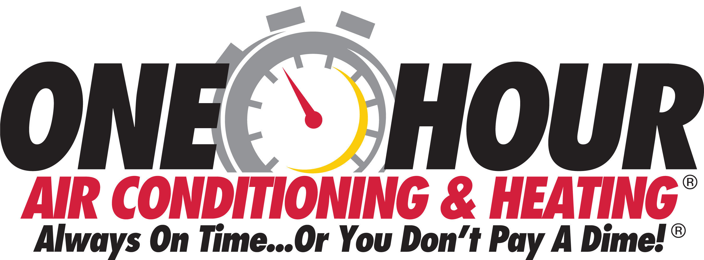 One Hour Air Conditioning & Heating (PRNewsFoto/One Hour Air Conditioning & Heat)