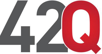 42Q Logo (PRNewsFoto/42Q)