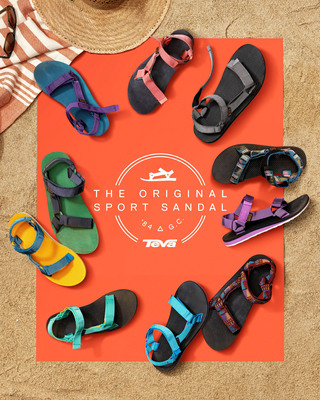Teva Originals Collection Ready For Summer.  (PRNewsFoto/Teva)
