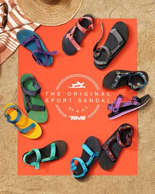 Teva Spring 2014 Originals Collection Launch Celebrates the Modern Day Adventurous Spirit