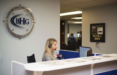 Bankers Healthcare Group has moved its national sales office to a new workspace located at 122 East 42nd Street, Suite 700 in midtown Manhattan.