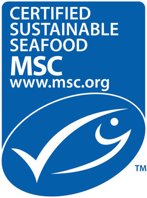 The blue MSC ecolabel assures consumers that the fish they are enjoying comes from a sustainable and well-managed fishery.