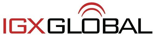 IGX Global Logo (PRNewsFoto/IGX Global)