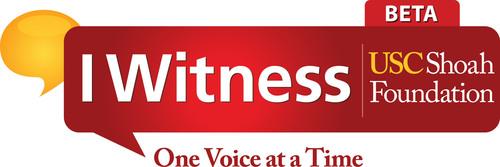 IWitness Video Challenge. (PRNewsFoto/USC Shoah Foundation Institute) (PRNewsFoto/USC SHOAH FOUNDATION ...