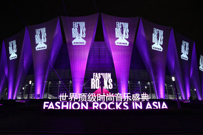 First Fashion Rocks in Asia, Shanghai, 14th Oct 2016, First Fashion Rocks in Asia presented by APAX LIVE