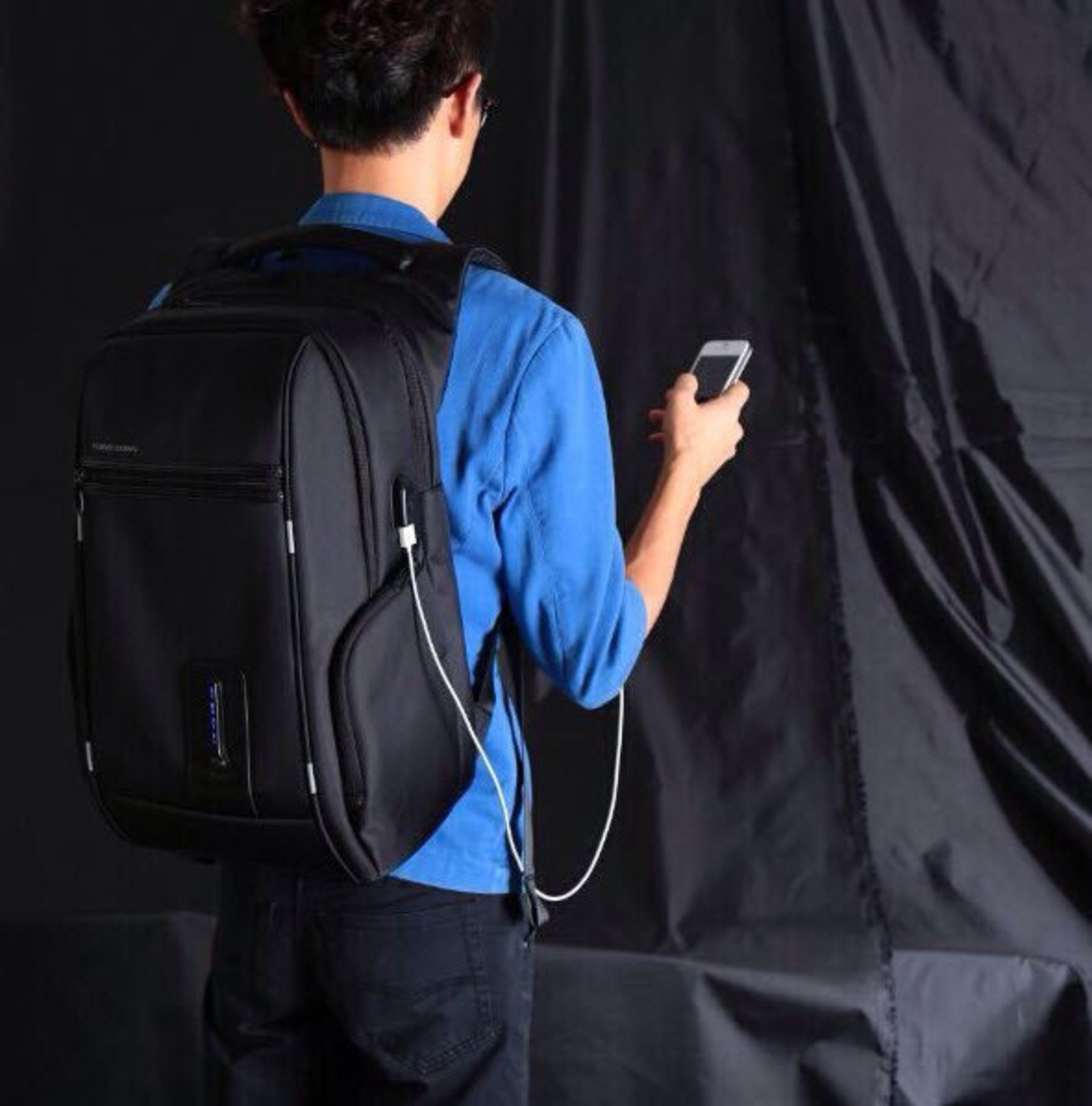 iBackPack and Chinese Hi-Tech GOLF Announce Strategic Long-Term Partnership
