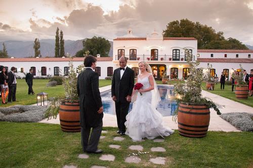 Dee Dee Ricks, Patient Navigation Advocate, Weds in Argentinian Ceremony