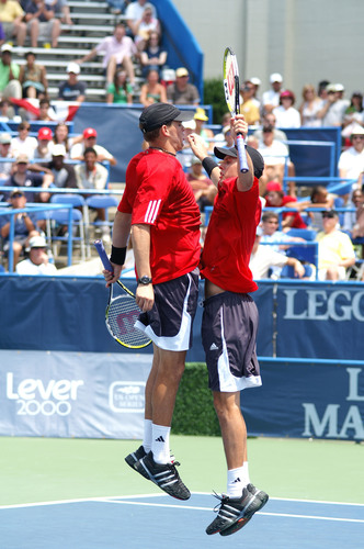 Top-Ranked Tennis Doubles Team of Bob and Mike Bryan Highlight the Condor Capital Charity Open at