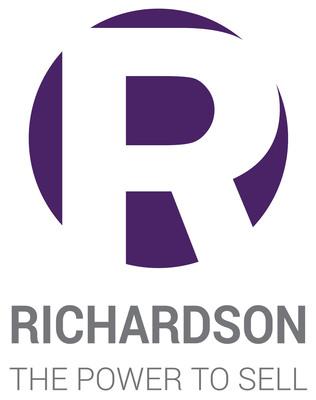 Richardson logo.  (PRNewsFoto/Richardson)