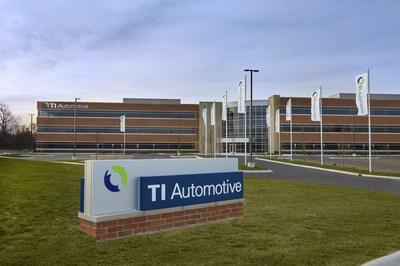 TI Automotive's new Corporate Offices in Auburn Hills, Michigan