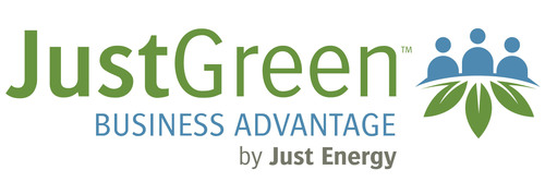 JustGreen(TM): Business Advantage by Just Energy.  (PRNewsFoto/Just Energy Group Inc.)