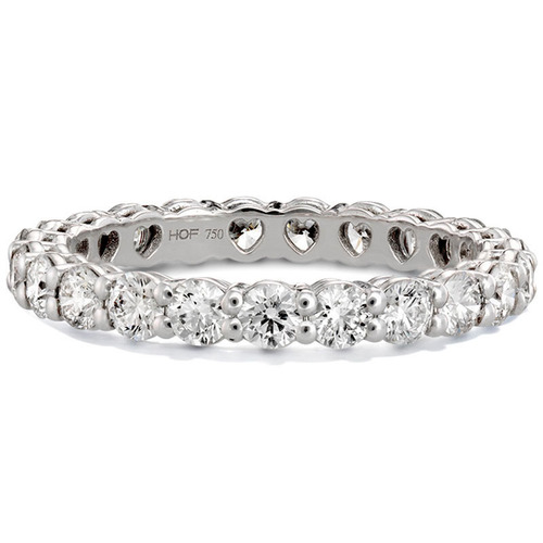 New Hearts On Fire Diamond Bands Are the True Symbol of Love