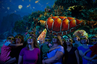 SeaWorld Orlando's New TurtleTrek will be Central Florida's must-see this summer