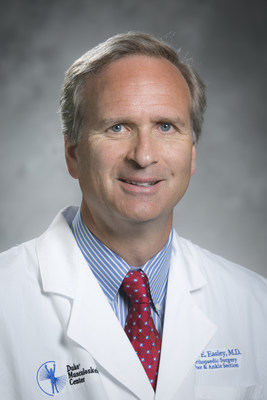 Mark E. Easley, MD, has been named 2015-16 president of the American Orthopaedic Foot & Ankle Society