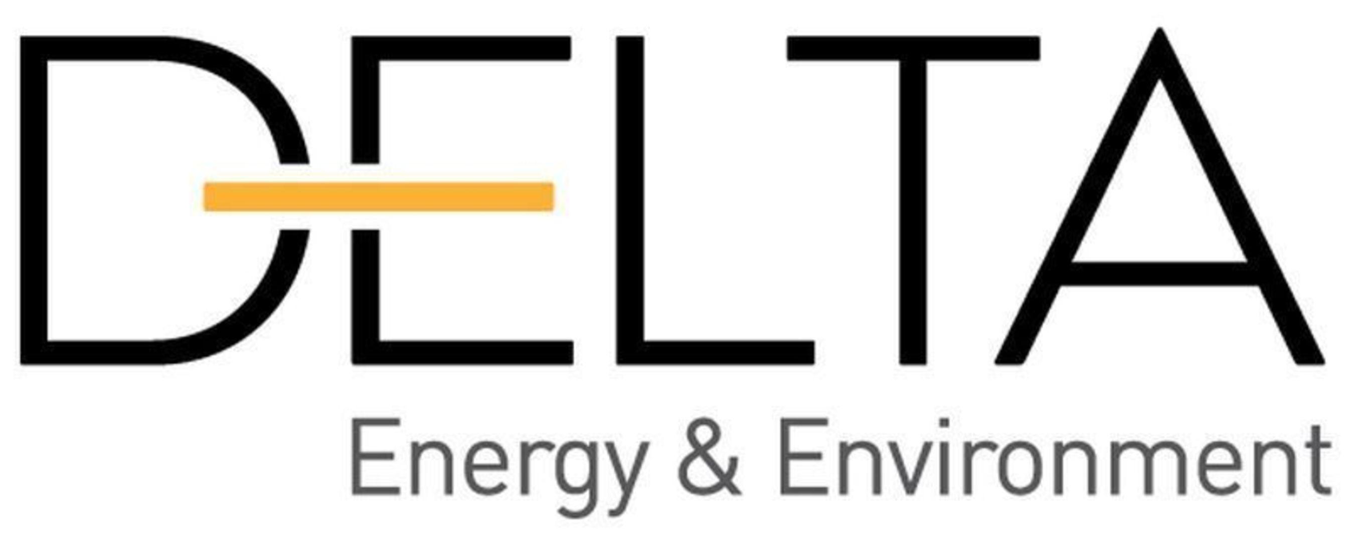 Delta Energy & Environment logo (PRNewsFoto/Delta Energy _ Environment logo)