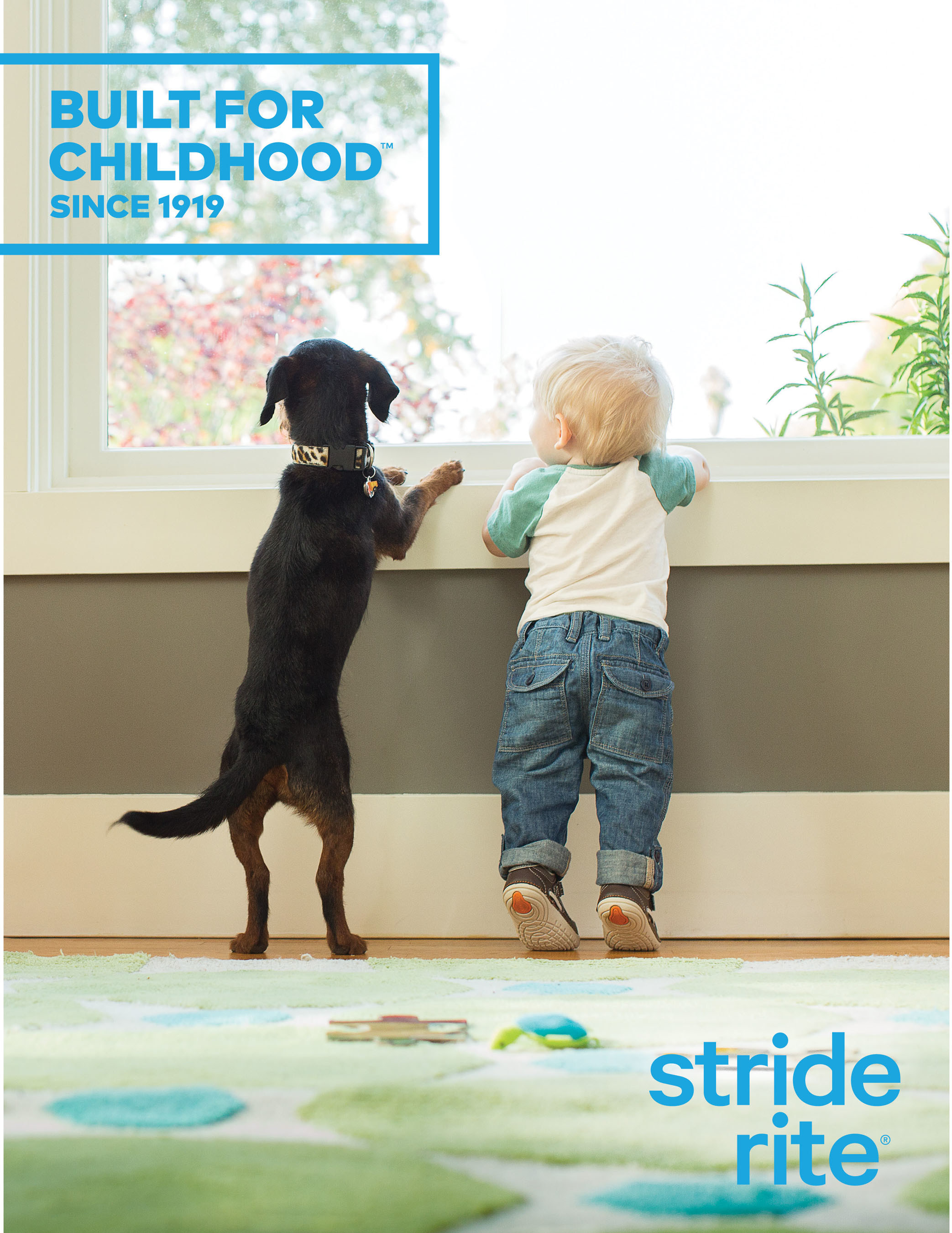 STRIDE RITE SELECTS 360 PUBLIC RELATIONS AS U.S. PR AGENCY OF RECORD