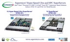 Supermicro(R) Servers Achieve World Record STAC N1/A2 Benchmark Results