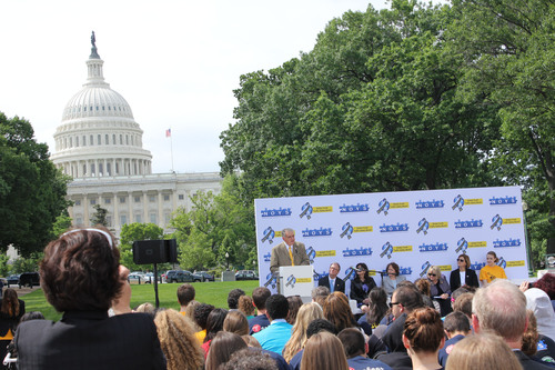 Thousands of Youth Across the Country Unite with Federal, Foundation and Corporate Leaders to