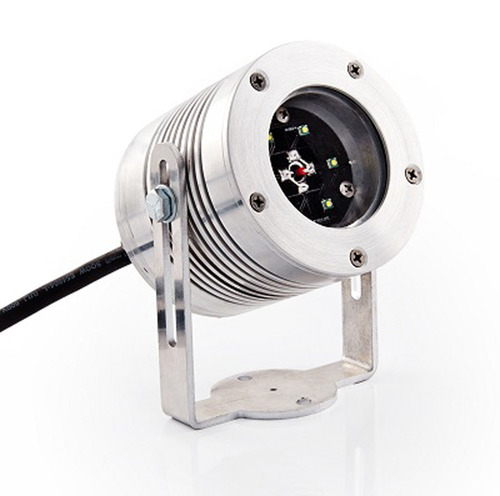 The Magnalight HAL-7W-LED is a low voltage explosion proof lighting solution approved for Class1 Division 2 ...